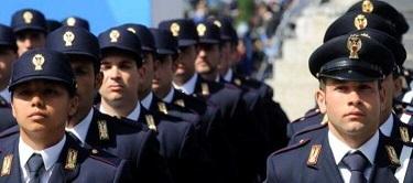 Agenti di polizia