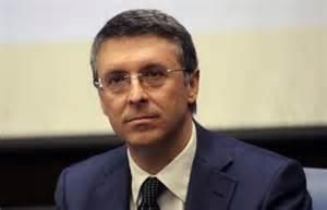 Raffaele Cantone dell'autorità anticorruzione